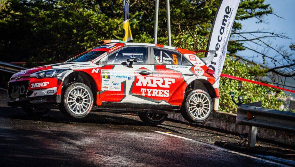 Imagen: Rallye Islas Canarias