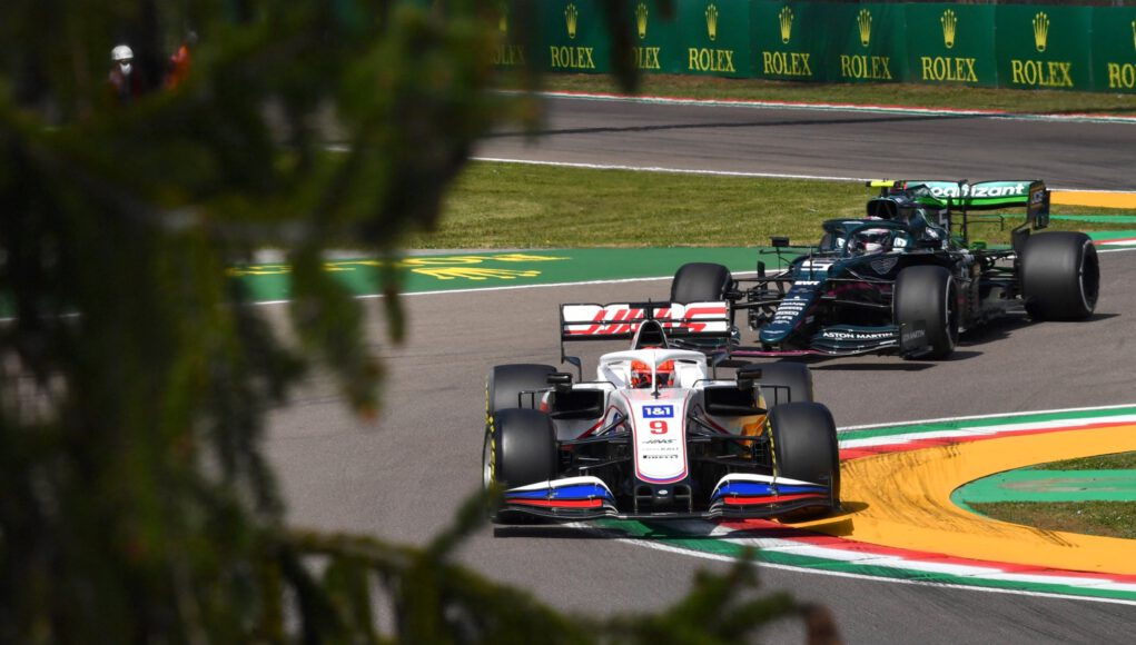 Imagen: Haas F1